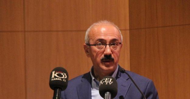 Bakan Lütfi Elvan'dan terörle mücadele kararlılık mesajı