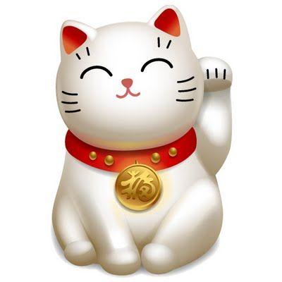DECOUVRIR - Maneki-Neko : chat porte bonheur japonais - histoire, origines, modèles...