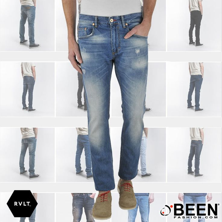Basta indossare #REVOLUTION per fare la differenza.. http://www.beenfashion.com/it/revolution-jeans-slim-fit-22317.html?utm_source=pinterest.com&utm_medium=post&utm_content=revolution-jeans-slim-fit&utm_campaign=post-prodotto