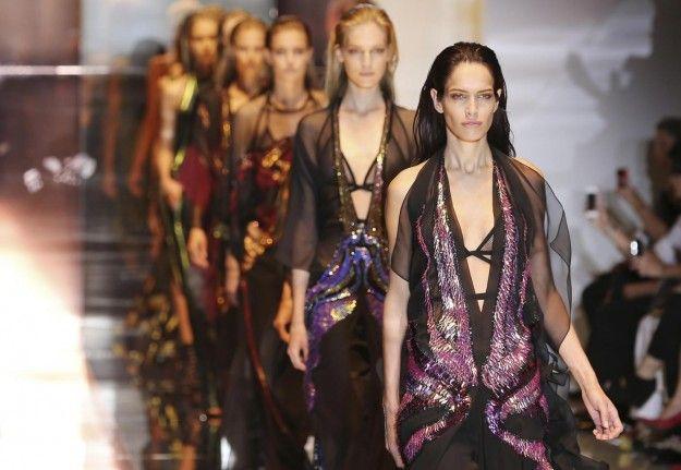 Le tendenze moda Primavera/Estate 2014 da Milano Moda Donna [FOTO]