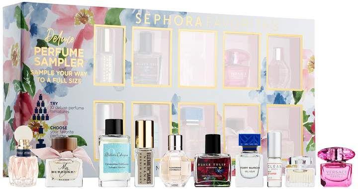 826058166364 Sephora Favorites - Deluxe Perfume Sampler