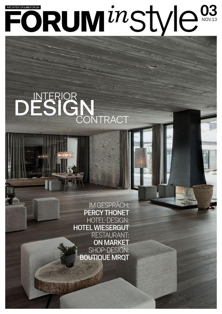 Forum InStyle 03 13 Interior Architecture