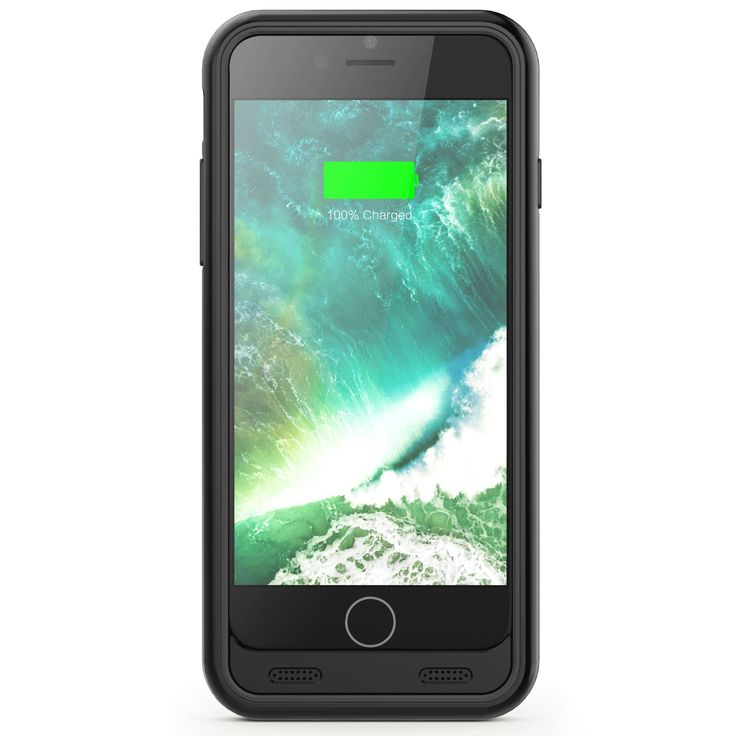 Alpatronix BX170 3200mAh MFi Apple Certified iPhone 7 Battery Charging Case [ITEM RELEASE DATE - OCT. 1ST]