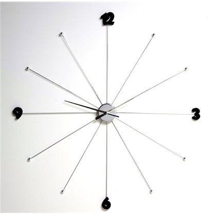 Designerskie dodatki KARE DESIGN do nowoczesnych wnętrz. Zegar designerski PREZENT
