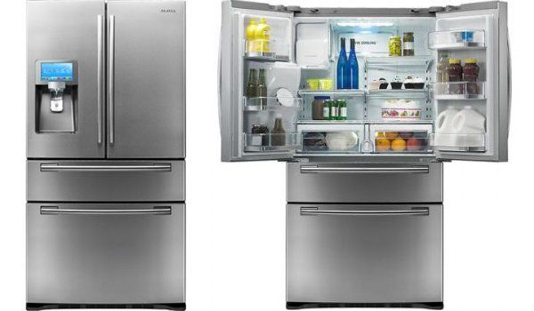 Samsung Wifi Refridgerator French Doors40 Best Counter Depth - Samsung-ziepel-e-diary-refrigerator