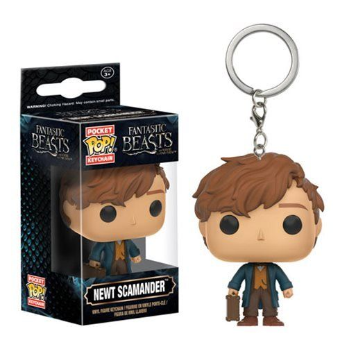 Fantastic Beasts and Where to Find Them Newt Pocket Pop! ...