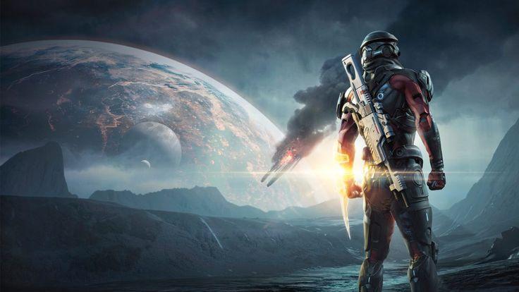 Après nous avoir dévoilé la date de sortie officielle du jeu hier, Electronic Arts et Bioware ont profité du CES 2017 qui se déroule actuellement à Las Vegas et plus précisément de la Keynote de Nvidia pour nous présenter un nouveau trailer de Mass Effect Andromeda. Pendant deux petites minutes, vous aurez l'occasion de découvrir un peu plus les menus du jeu ainsi que son système de compétences et quelques phases de gameplay. Mass Effect Andromeda sort le 23 Mars en Europe sur Playstation 4…
