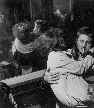 Ed Van der Elsken 'Love on the Left Bank' series 1954