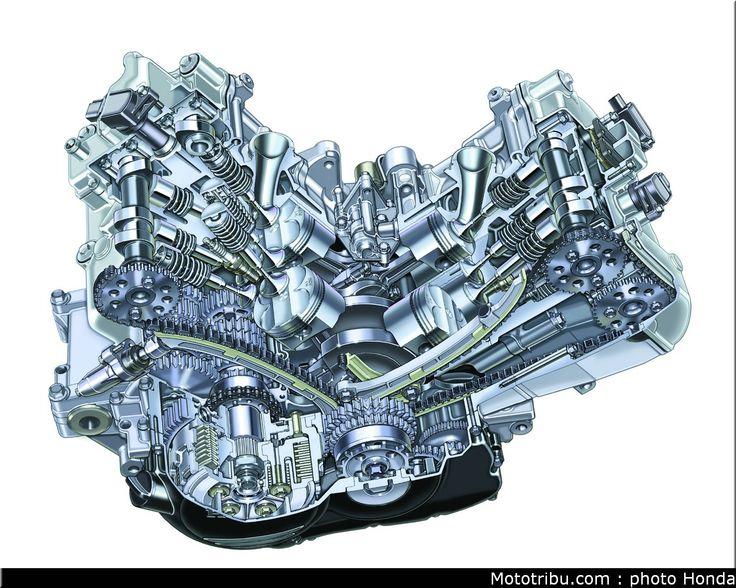 Mototribu : Honda VFR 800 V-TEC 2002