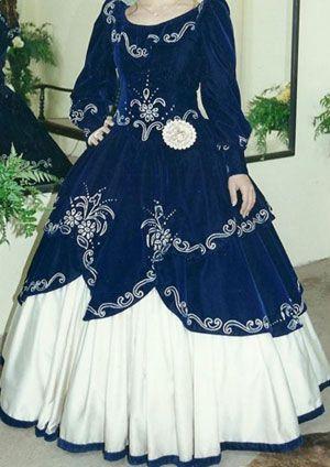vestidos de prenda 7