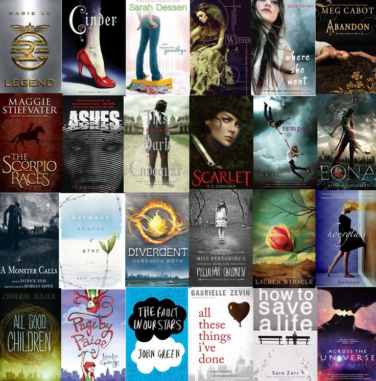 Book Cover Collage Name : Book cover collage g teen covers