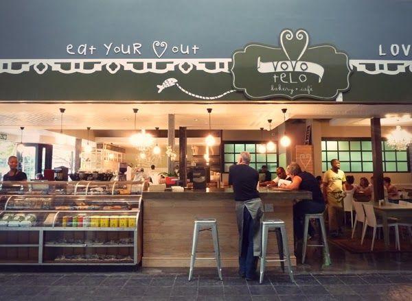 Happiness is... Vovo Telo Bakery  Café, Umhlanga, Durban