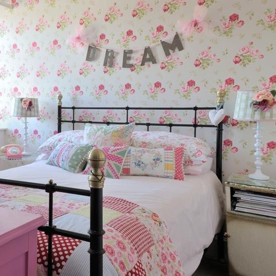 54 Best Images About Vintage Bedrooms On Pinterest