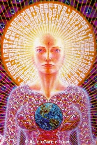 """Her name means """"Wisdom"""". Sophia is the Greek version of her name. Others include:  Hohkma (Hebrew)  Sapienta (Latin)  Mother of All (Gnostic)  Holy Spirit (Early Christian)  Committing yourself to Sophia will lead you on a difficult path. If you respect her she will lead you to your truth and your justice. We find wisdom inside ourselves through Sophia. She is associated with alchemy. Her alchemical processes take place inside you."""