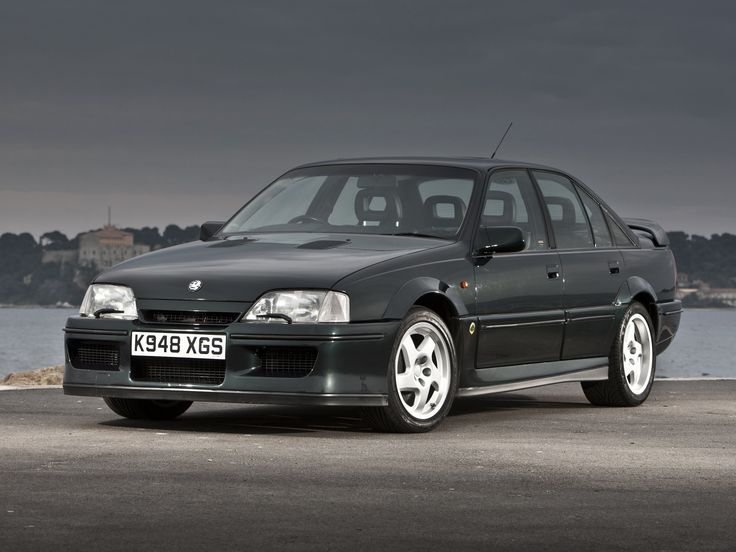 Vauxhall Lotus Carlton. This remains unbeaten as the fastest production car EVER to hit the roads. The car itself was made by Vauxhall, which then got upgraded by Lotus and at 177mph, that is a VERY nippy 4-door car...