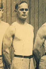 George Eyser (1870 - ??) - was a German-American gymnast who competed in the 1904 Summer Olympics, earning six medals in one day, Eyser competed with a wooden prosthesis for a left leg, having lost his real leg after being run over by a train.