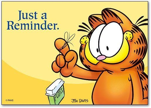 Just a reminder. | Dental Smiles | Pinterest