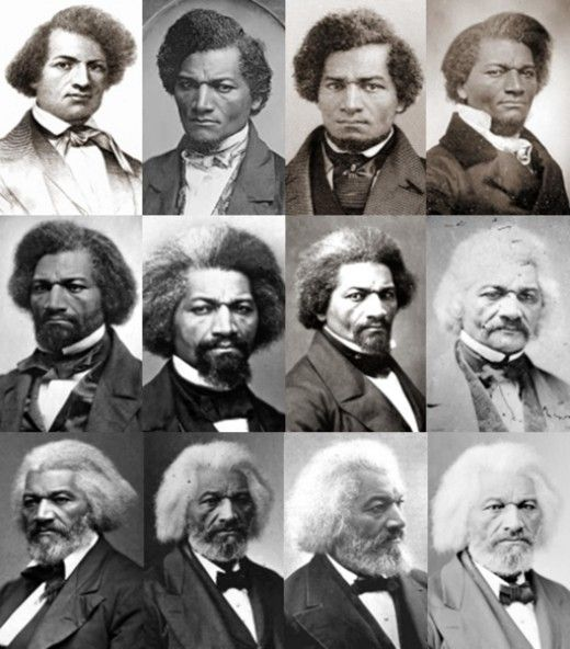 The Many Images of Frederick Douglass