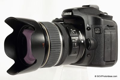 A reference page for the Canon EOS 50D camera with BG-E2N Battery Grip and EF-S 17-85 IS USM lens as illustrated, used and supported in various of the blog's articles and reviews. #canon #canoneos50d #canondslr #dslr #reference