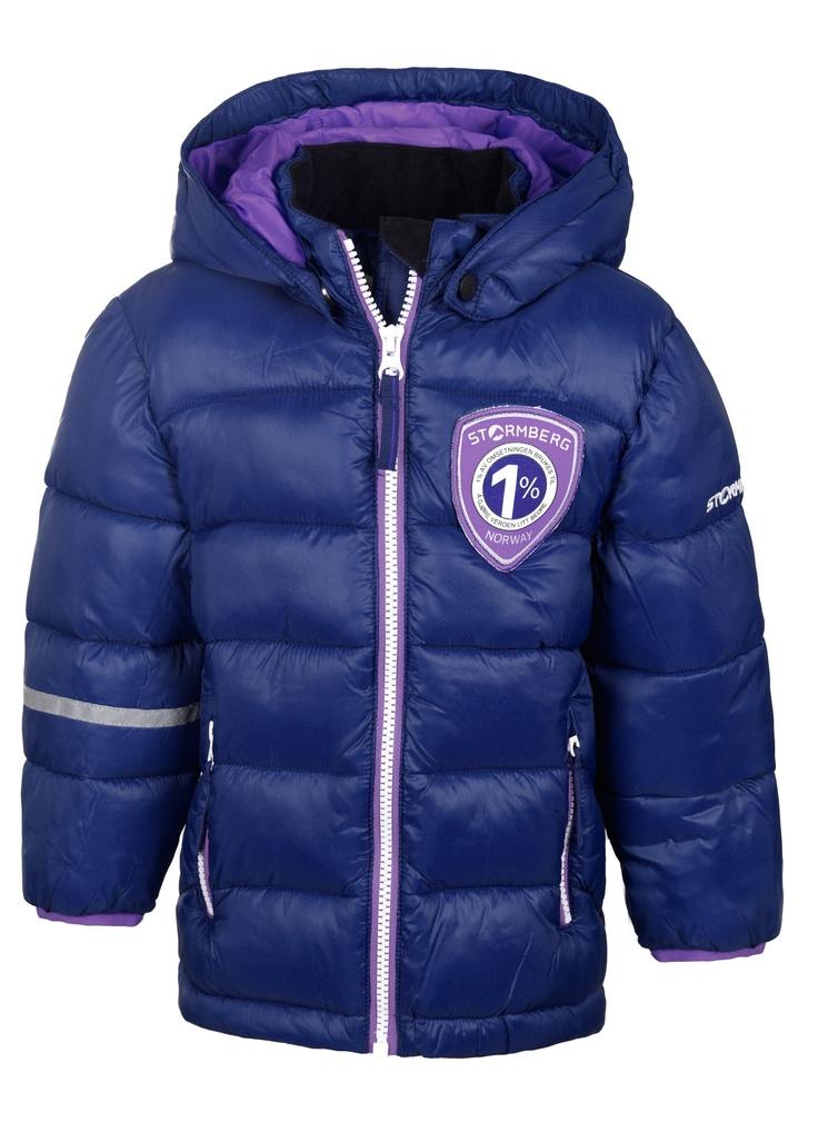 Kr. 899,-  Norefjell jakke er en varm, vattert jakke i SoftPad til kjølige høst- og vinterdager. Jakken har lav vekt, og god isolasjonsevne. Egner seg godt til daglig bruk og i barnehagen