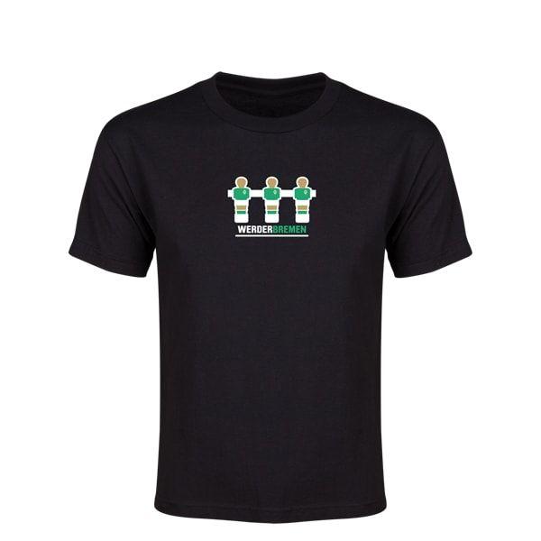 Werder Bremen Foosball Youth T-Shirt (Black)