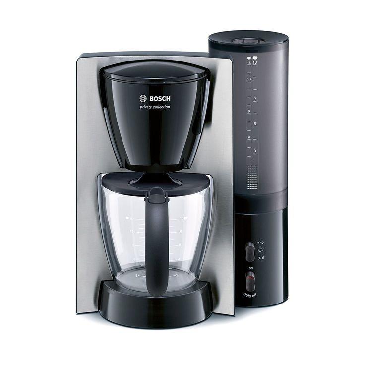 Amazon.de: Bosch TKA6643 Kaffeemaschine Private Collection (1100 W Maximal,  Aromakreisel,