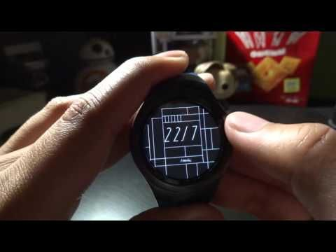 FAVORITE WATCH FACES FOR THE GEAR S2 (FEB2016) - YouTube