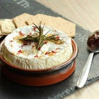 Cheesy, decadent, gooey, mouth-watering and slightly spicy - Baked Camembert is the best appetizer to share with your loved ones.