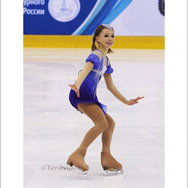 Very cute👼💙 @liza_nugumanova_ #ElizavetaNugmanova