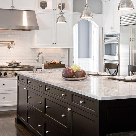 Countertops are a huge part of any kitchen. River White Granite is a beautiful addition that goes well with many different styles, colors and themes.