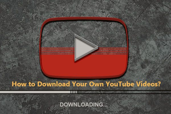 How To Download Your Own Youtube Videos 3 Tricks For You Youtube Videos Deleted Youtube Videos Videos