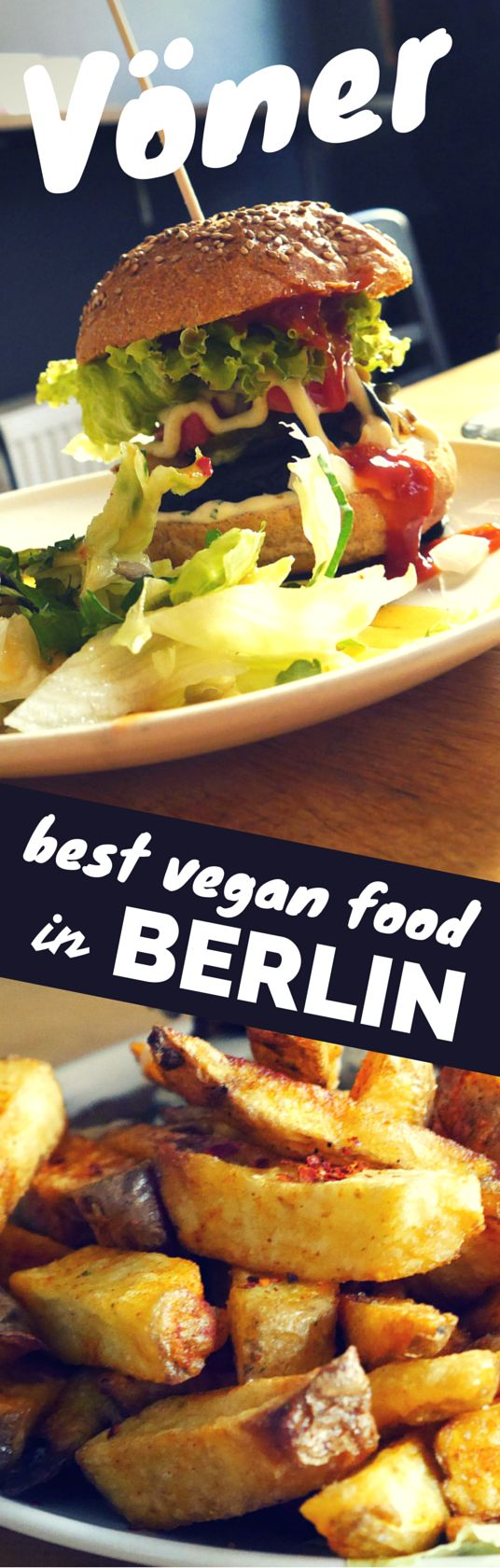 Love vegan food & want to try the best food in arguably the best vegan restaurant in Berlin? Try a delicious vegan kebab at Voner, Berlin's fast food haven.