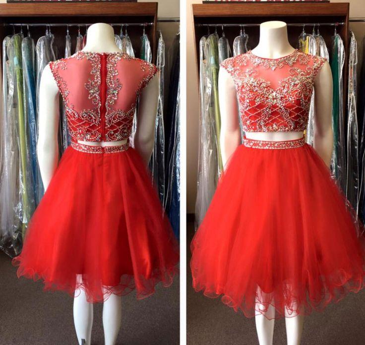 Best 20+ Short red prom dresses ideas on Pinterest | Red ...