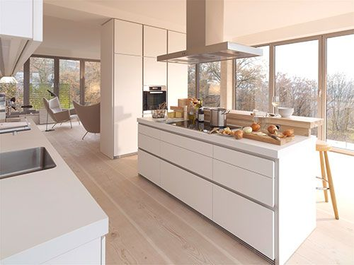 Moderne keuken Bulthaup B3 | Interieur inrichting