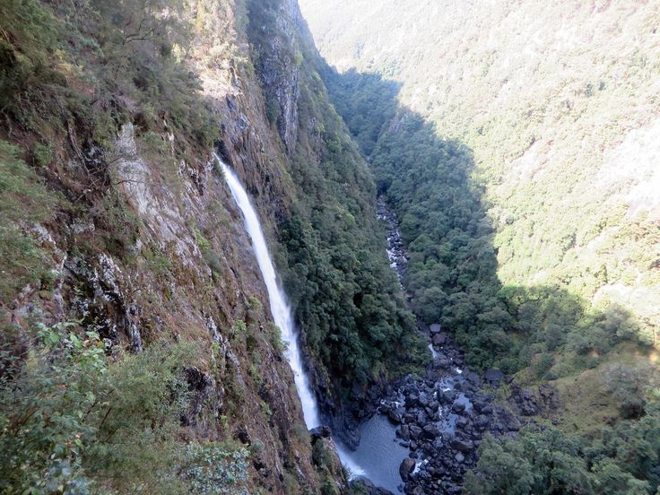 Ellenborough Falls the longest single drop fall on the east coast of Australia