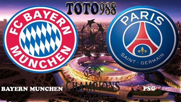Prediksi Bola Jitu Bayern Munchen VS PSG 6 Desember 2017 berisikan tentang Prediksi Bola Jitu Bayern Munchen VS PSG 6 Desember 2017