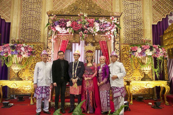 Pernikahan Tiga Budaya Ala Diska dan Dika - A48W1853