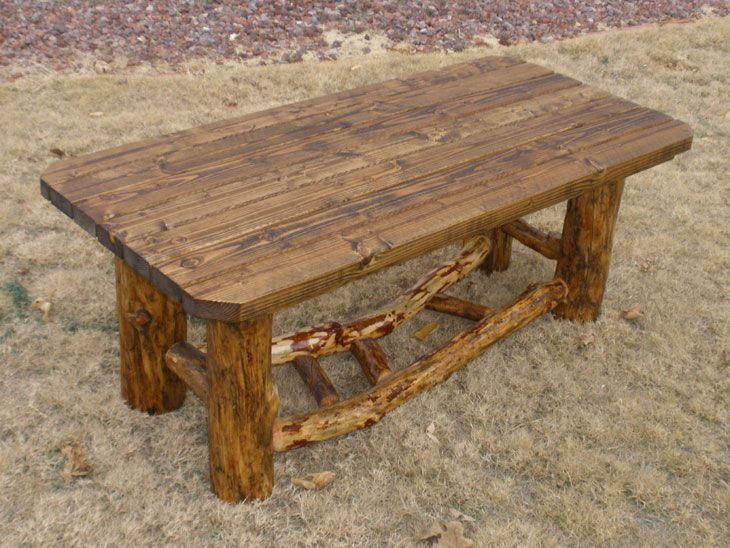Log Furniture | Ocassional Tables  Log Furniture, Phoenix, AZ