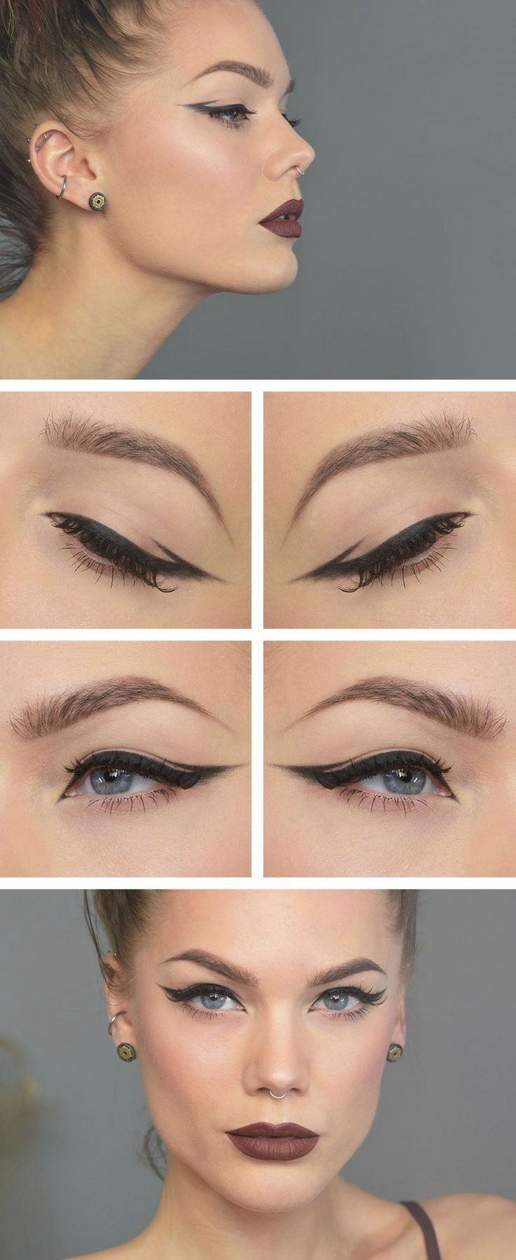 Best #tricks you cannot live without #makeup #eyeliner