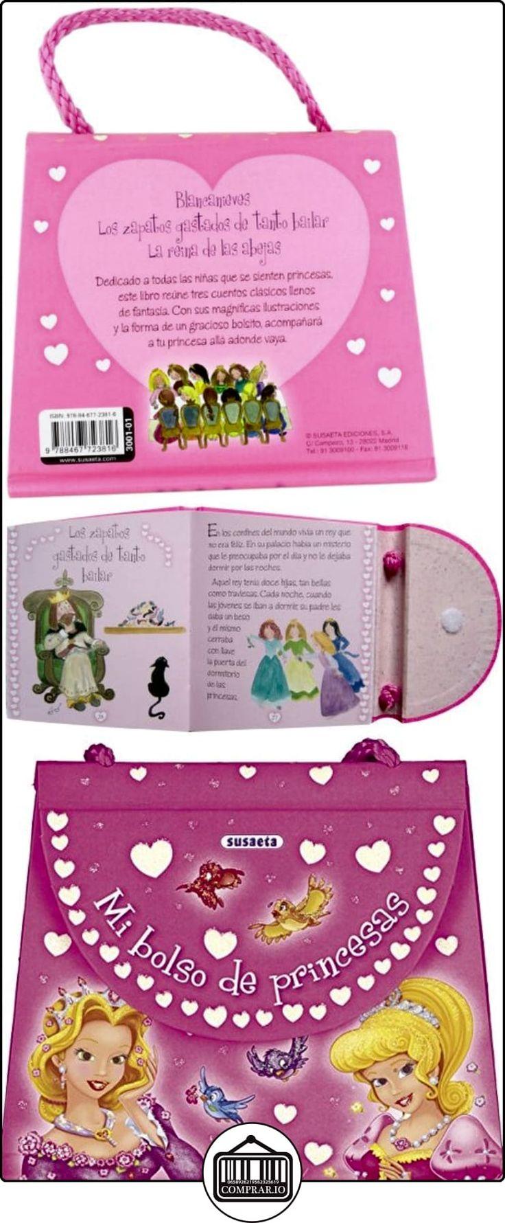 Mi bolso de princesas Susaeta Ediciones S A ✿ Libros infantiles y juveniles - (De 3 a 6 años) ✿