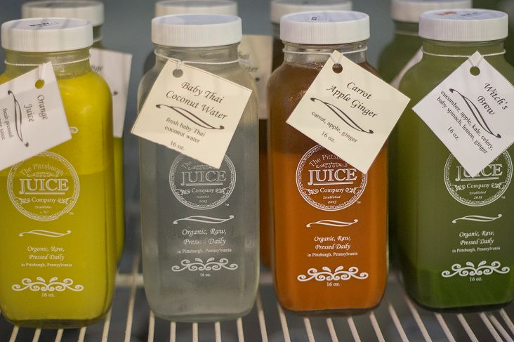 Pittsburgh's Best Juice Bars and Smoothie Places