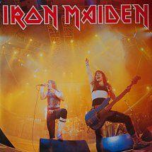 45cat - Iron Maiden - Running Free (Live) / Sanctuary (Live) - EMI - UK - EMI 5532