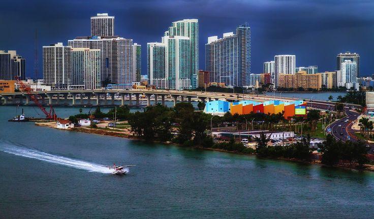 Miami, Florida, ist der Ausgangspunkt für zahlreiche Ausflüge in die Everglades…