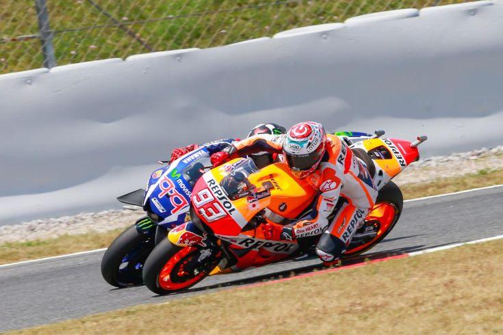 Márquez : « La météo est souvent imprévisible à Assen »  #Honda #MarcMarquez #Motogp