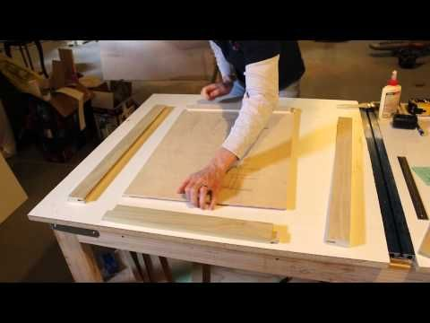 Diy Shaker Style Inset Cabinet Door Tutorial Great Tips