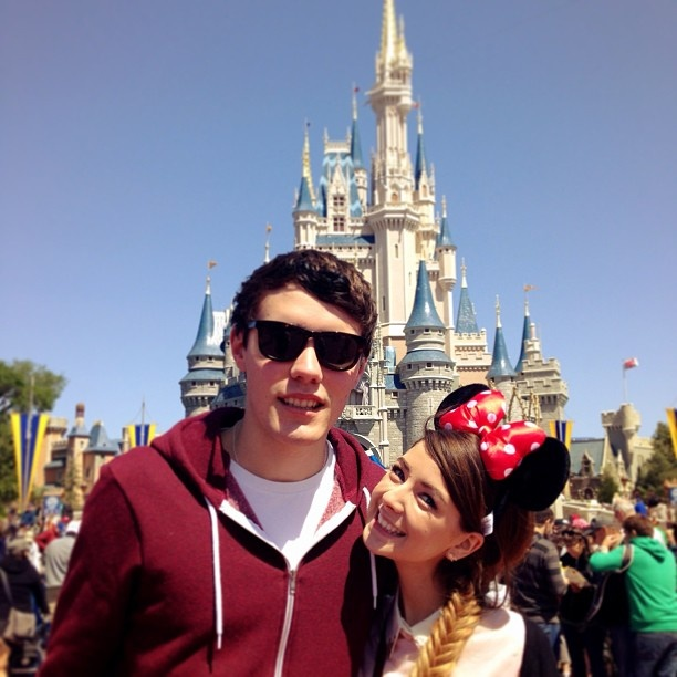 Zoella and Alfie xo