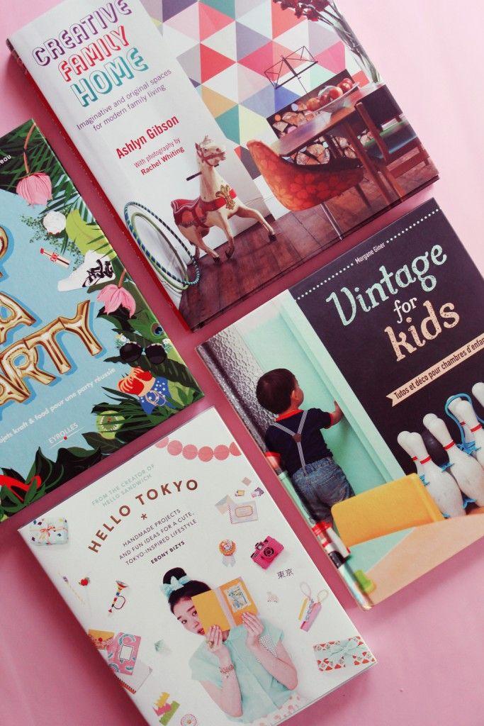 4 DIY & déco books I love