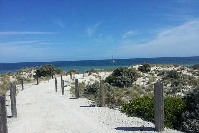 Acushla Accommodation is located on the #seafront at beautiful #WestBeach #WestBeachAccommodationAdelaide www.OzeHols.com.au/92