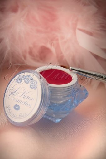 Le Keux Cosmetics Whistle Bait Lip Paint Red 520 20 12500 20140526 0008W