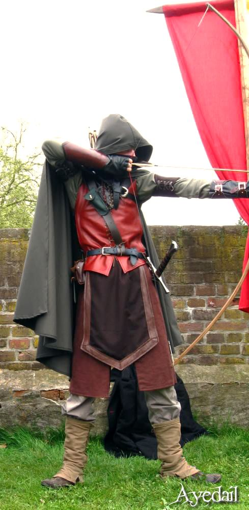 medieval archery clothing images - photo #12